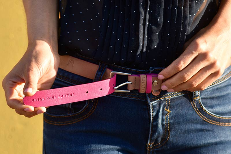 Cinturón para mujeres