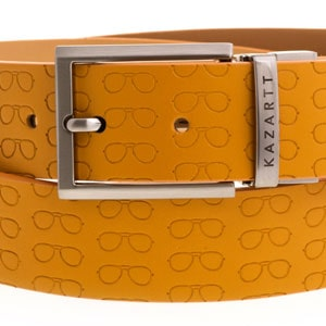 Focus Leather Belt